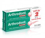 Arthrodont Pate Gingivale Dentifrice 80g